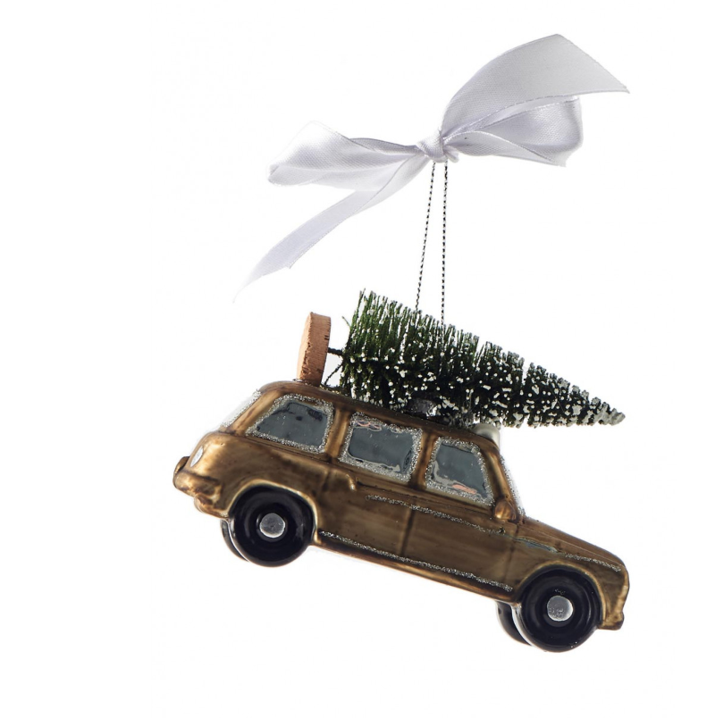 Shooting Brake Car Ornament