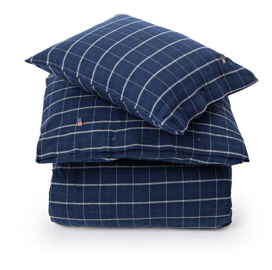Lexington Company Checked Flannel Kopfkissen - LAZY SUNDAY LAZY SUNDAY