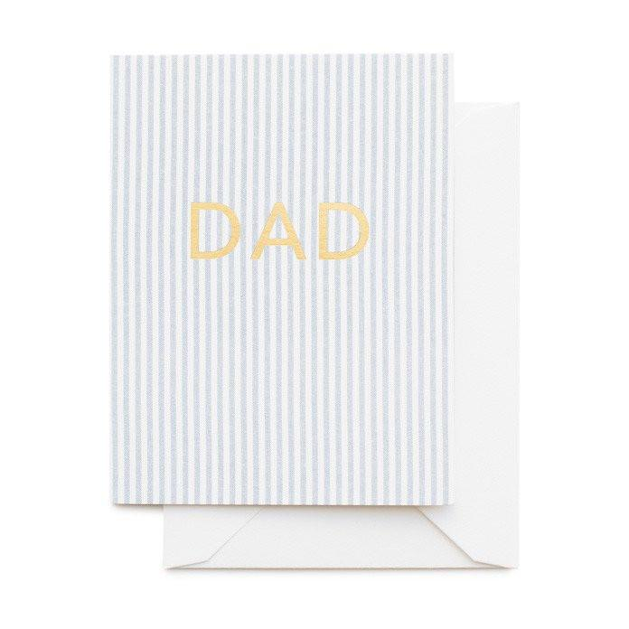 sugarpaper Postkarte Dad - LAZY SUNDAY LAZY SUNDAY