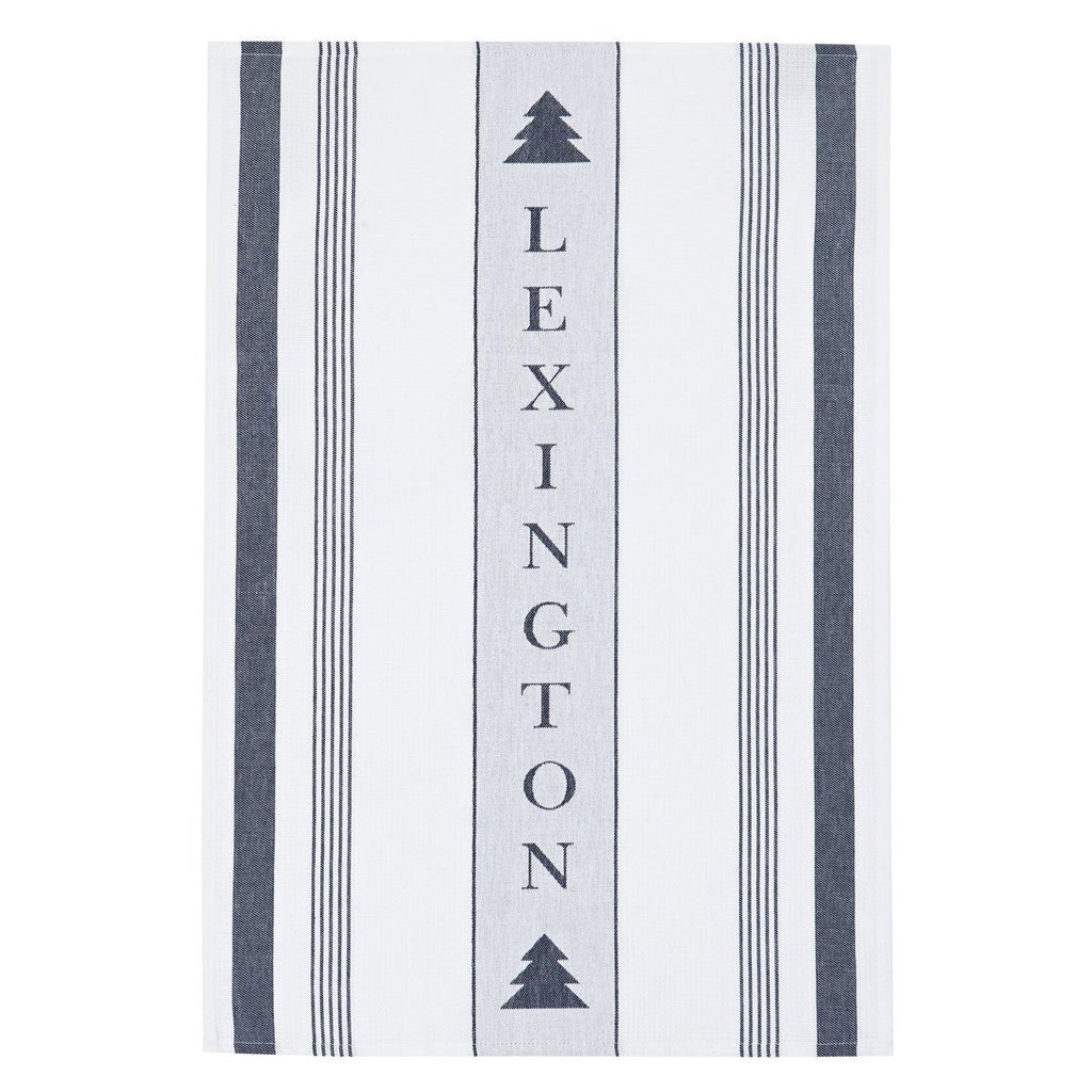 Lexington Company Geschirrtuch WinterXmas - LAZY SUNDAY LAZY SUNDAY