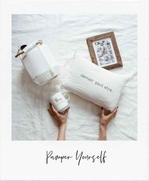 PAMPER YOURSELF - GIFT BOX