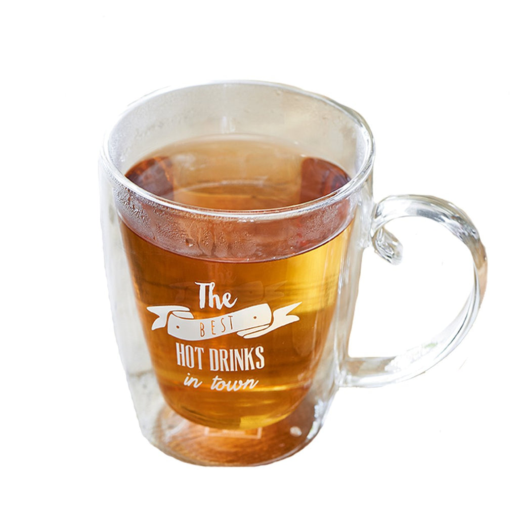 Riviera Maison Best Hot Drinks Mug - LAZY SUNDAY LAZY SUNDAY