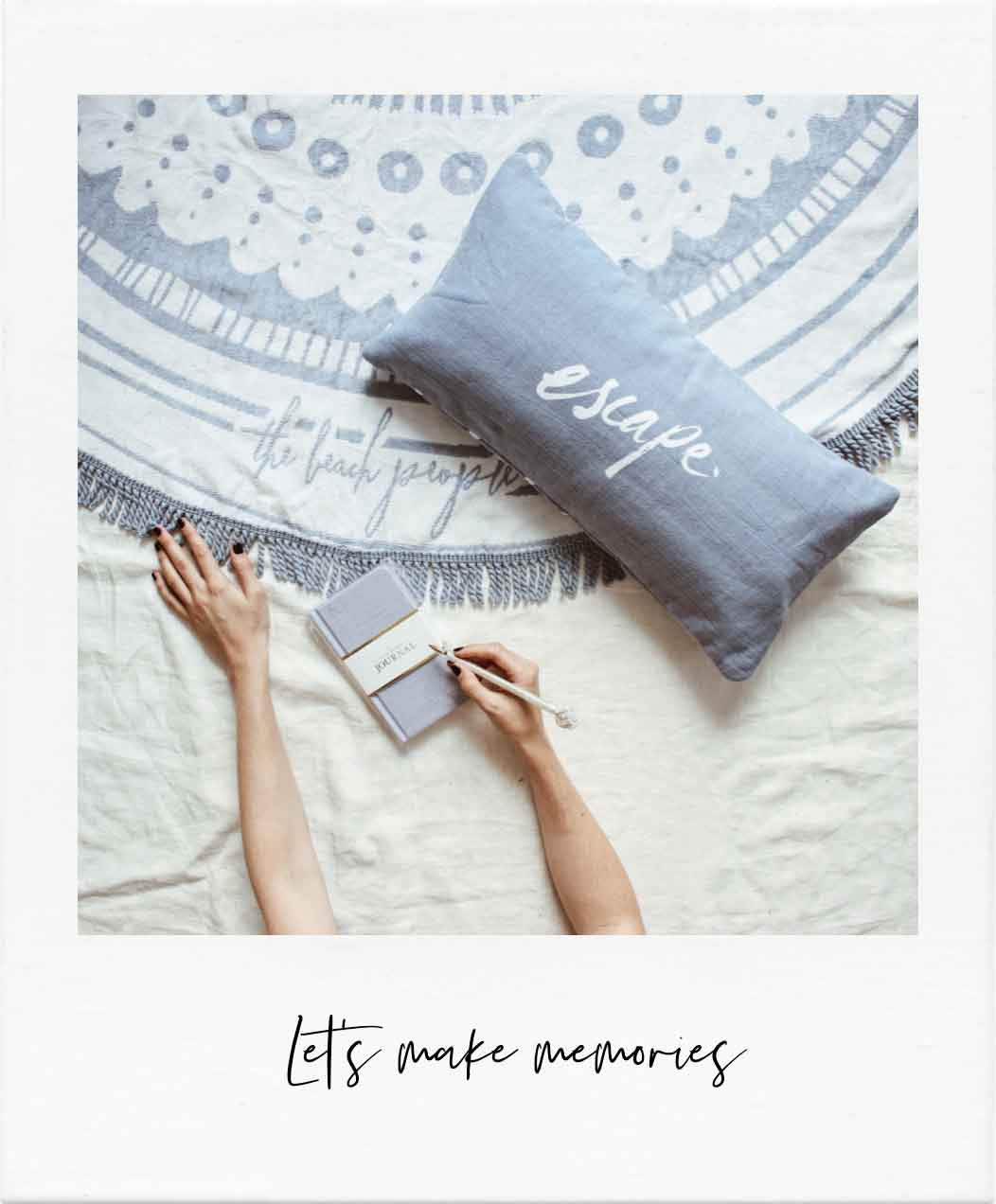 LET'S MAKE MEMORIES - GIFT BOX