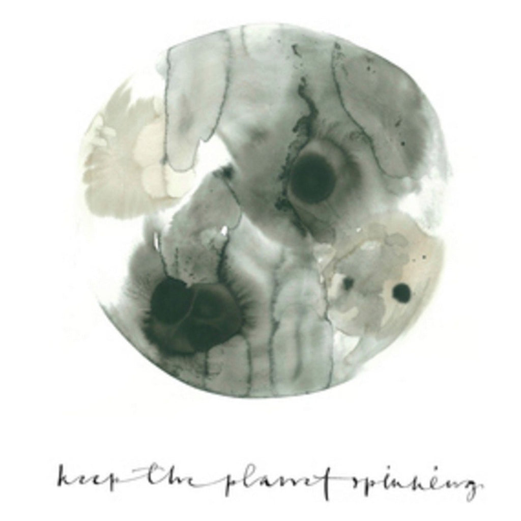 "Ylva Skarp Kunstdruck ""keep the planet spinning"" 70cm x 100cm - LAZY SUNDAY LAZY SUNDAY"