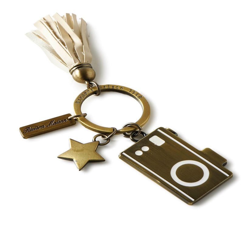 Riviera Maison Camera Key Hanger - LAZY SUNDAY LAZY SUNDAY