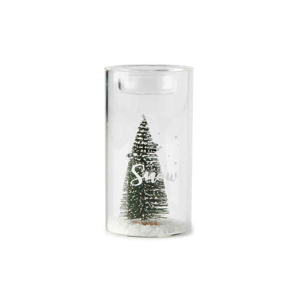 Let it snow Fillable Votive
