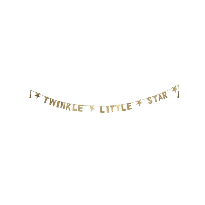 LUNA Vintage Girlande Twinkle Little Star - LAZY SUNDAY LAZY SUNDAY