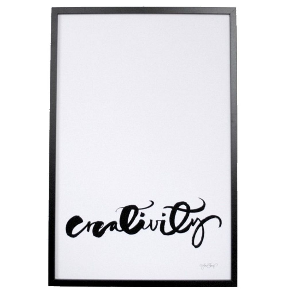 "Ylva Skarp Kunstdruck ""Creativity""  70cm x 100cm - LAZY SUNDAY LAZY SUNDAY"