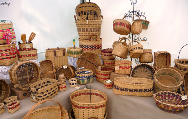 Photo of Assortment of Baskets