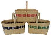 """Amelia"" - Basket Weaving Pattern"