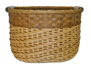 """Carabelle"" - Basket Weaving Pattern"