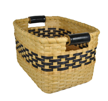 """Jaclyn"" - Basket Weaving Pattern"