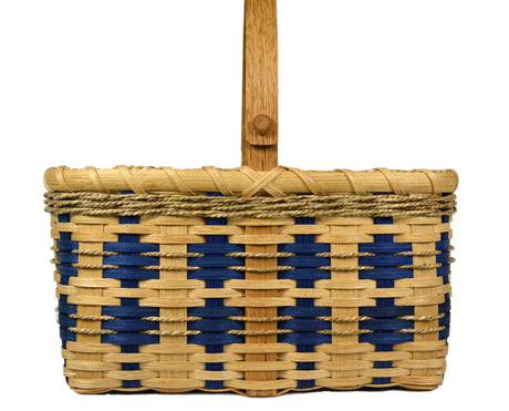 """Harbor"" - Basket Weaving Pattern"