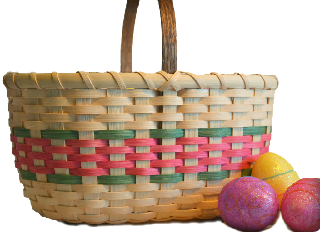 """Madalyn"" - Basket Weaving Pattern"