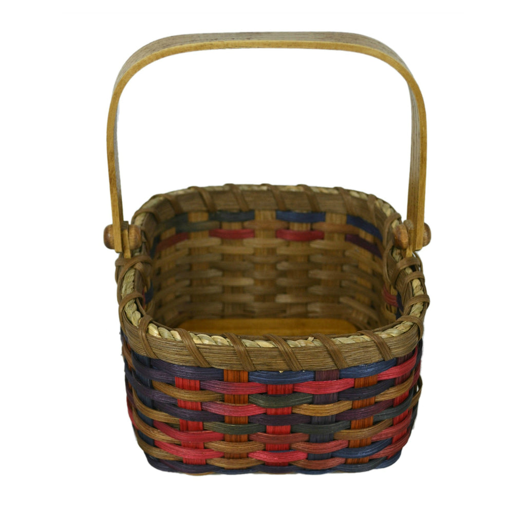 """Darcy"" - Basket Weaving Pattern"