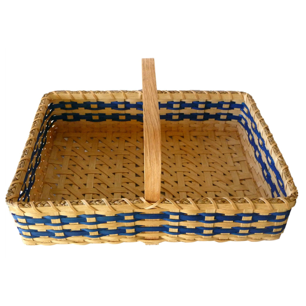 """Yasmine"" - Basket Weaving Pattern"