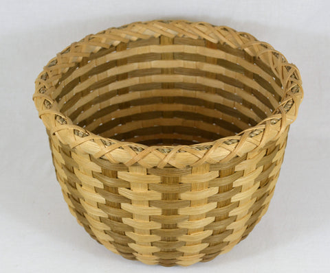 """Makayla"" - Basket Weaving Pattern"