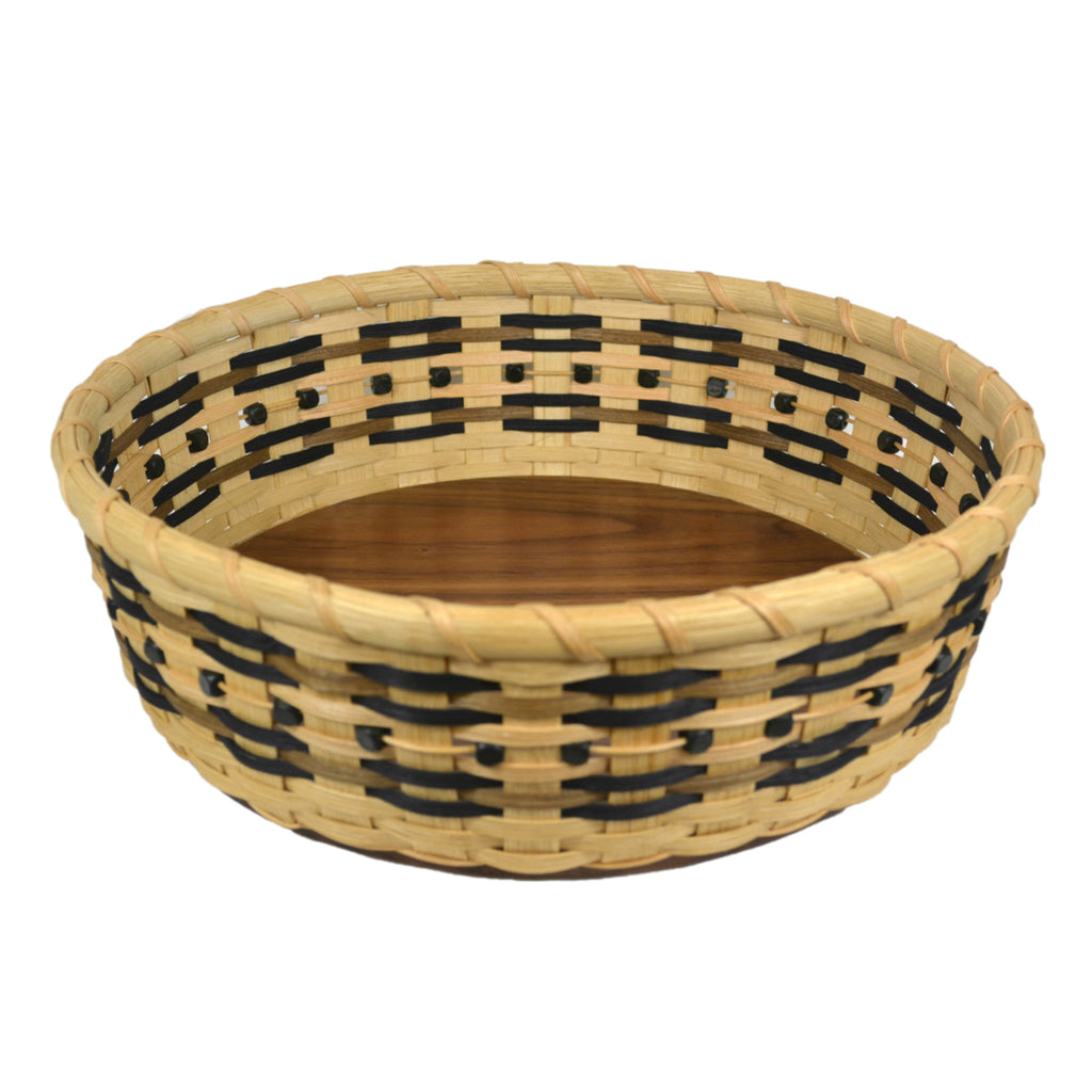 """Natalie"" - Basket Weaving Pattern"