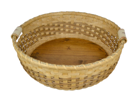 """Journey"" - Basket Weaving Pattern"