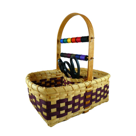 """Beatrice"" - Basket Weaving Pattern"