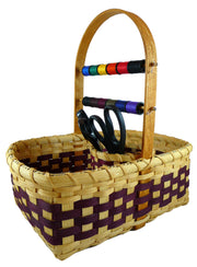 """Beatrice"" - Basket Weaving Pattern - Bright Expectations Baskets - Instant Digital Download Pattern"