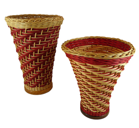 """Mia"" and ""Mya"" - Basket Weaving Pattern"