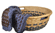 """Gracie"" - Basket Weaving Pattern"