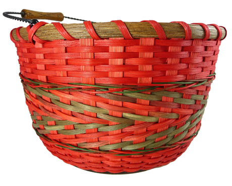 """Noelle"" - Basket Weaving Pattern"