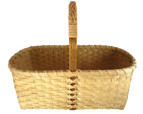 """Idalene"" - Basket Weaving Pattern"