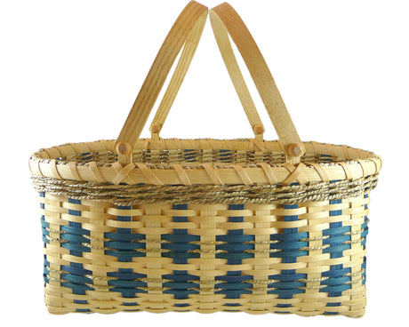 """Harper"" - Basket Weaving Pattern"