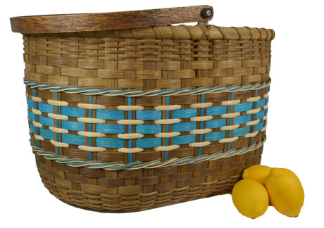 """Alysha"" - Basket Weaving Pattern"