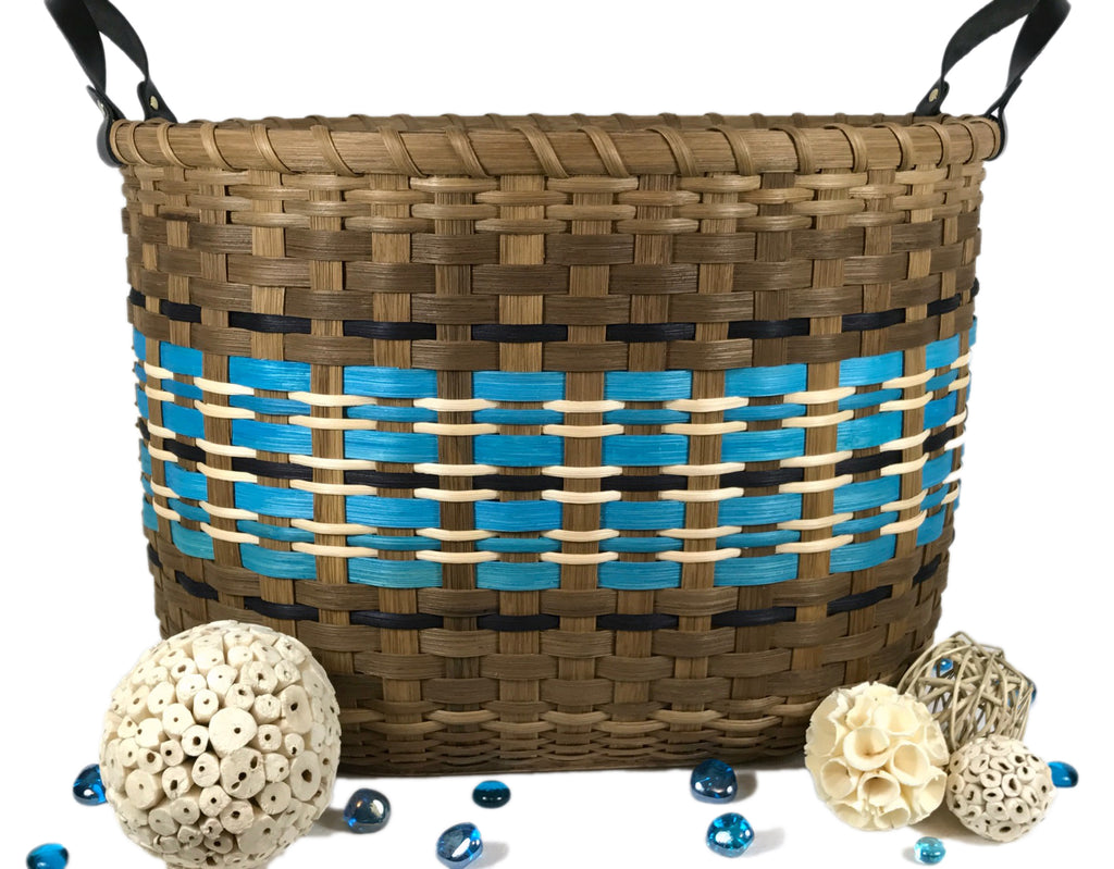 """Pasha"" - Basket Weaving Pattern"