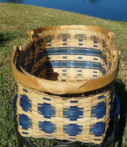 """Harper"" - Basket Weaving Pattern - Bright Expectations Baskets - Instant Digital Download Pattern"