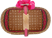 """Nicollete"" - Basket Weaving Pattern"