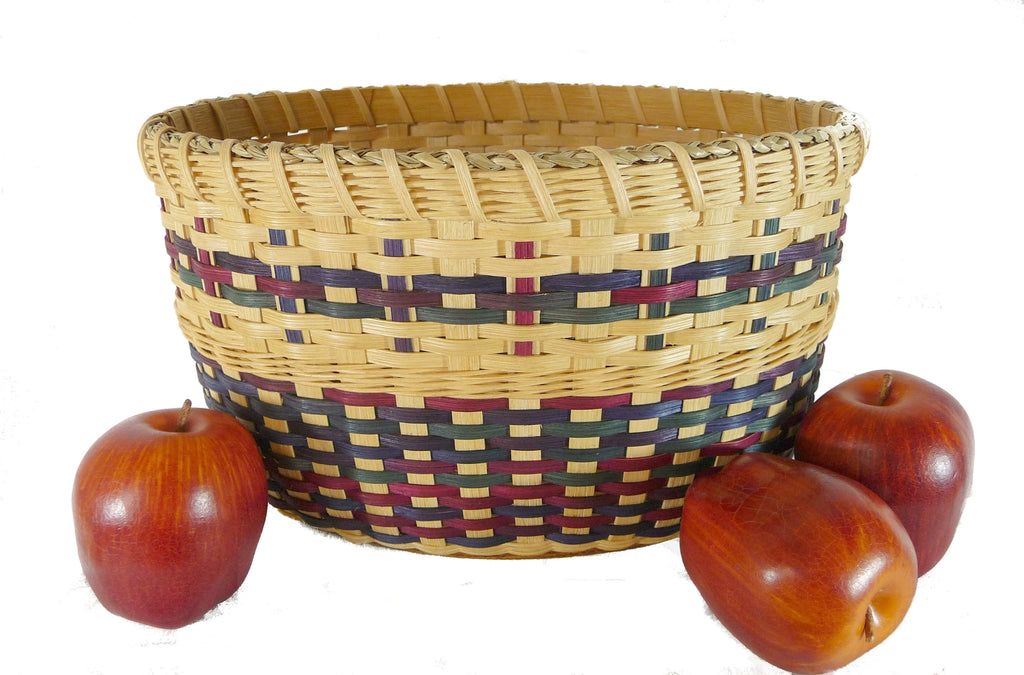 """Shelby"" - Basket Weaving Pattern - Bright Expectations Baskets - Instant Digital Download Pattern"