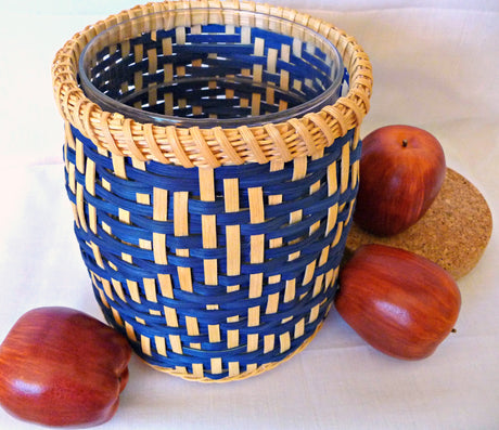 """Brianna"" - Basket Weaving Pattern - Bright Expectations Baskets - Instant Digital Download Pattern"