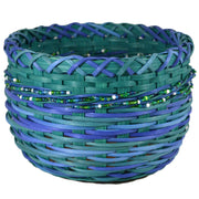 """Melina"" Beaded Table Basket - Basket Weaving Pattern - Bright Expectations Baskets - Instant Digital Download Pattern"