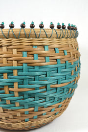 """Yvonne"" - Basket Weaving Pattern - Bright Expectations Baskets - Instant Digital Download Pattern"