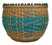 """Yvonne"" - Basket Weaving Pattern"