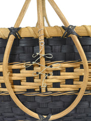 """Oksanna"" - Basket Weaving Pattern"