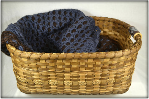 """Sue"" - Basket Weaving Pattern"