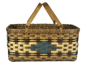 """Mary"" - Basket Weaving Pattern"