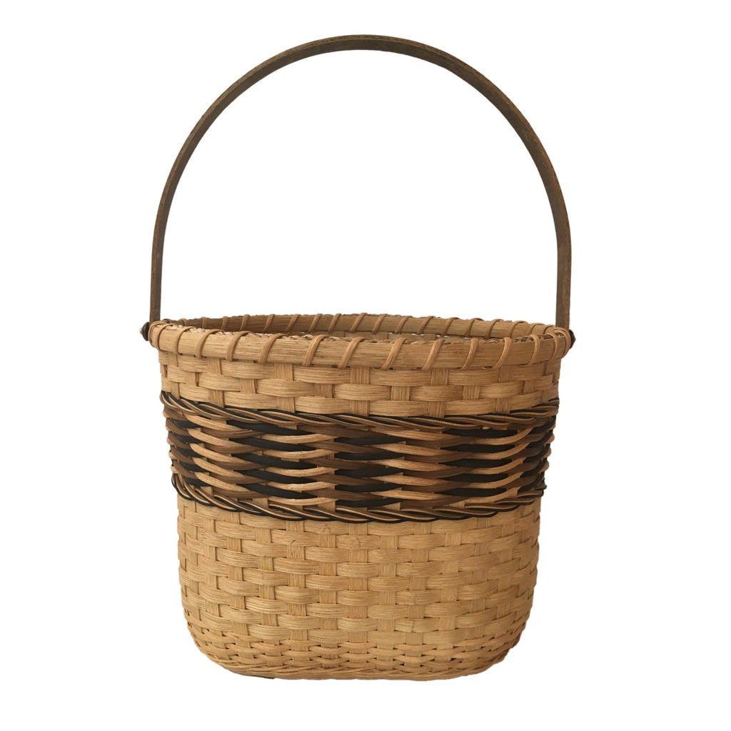 """Delta"" - Basket Weaving Pattern"