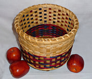 """Sierra"" - Basket Weaving Pattern - Bright Expectations Baskets - Instant Digital Download Pattern"