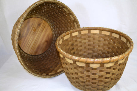 """Taylor"" - Basket Weaving Pattern - Bright Expectations Baskets - Instant Digital Download Pattern"