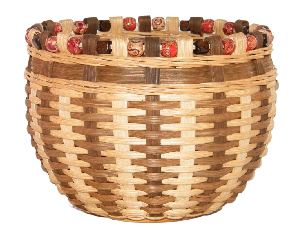 """Patchouli"" - Basket Weaving Pattern - Biscuit Basket - Bright Expectations Baskets - Instant Digital Download Pattern"