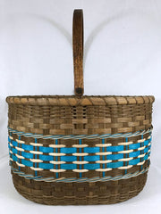Alysha - Basket Weaving Pattern