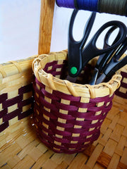 Beatrice - Basket Weaving Pattern