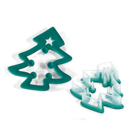 ACC075 3D CUTTER CHRISTMAS TREE SILIKOMART