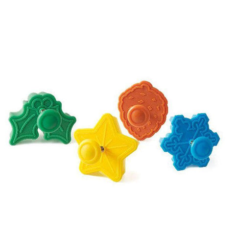ACC104 MINI COOKIE CUTTER JINGLE BELLS SILIKOMART